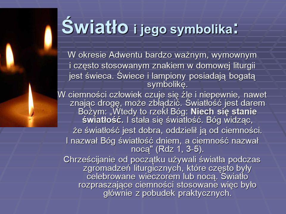 Światło i jego symbolika: