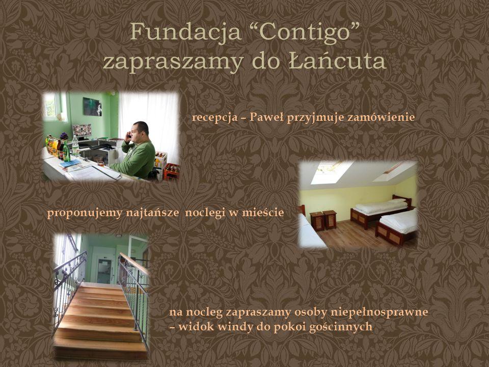 Fundacja Contigo zapraszamy do Łańcuta