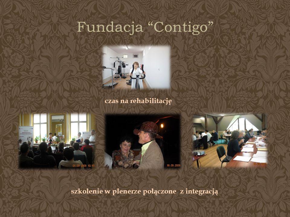 Fundacja Contigo czas na rehabilitację