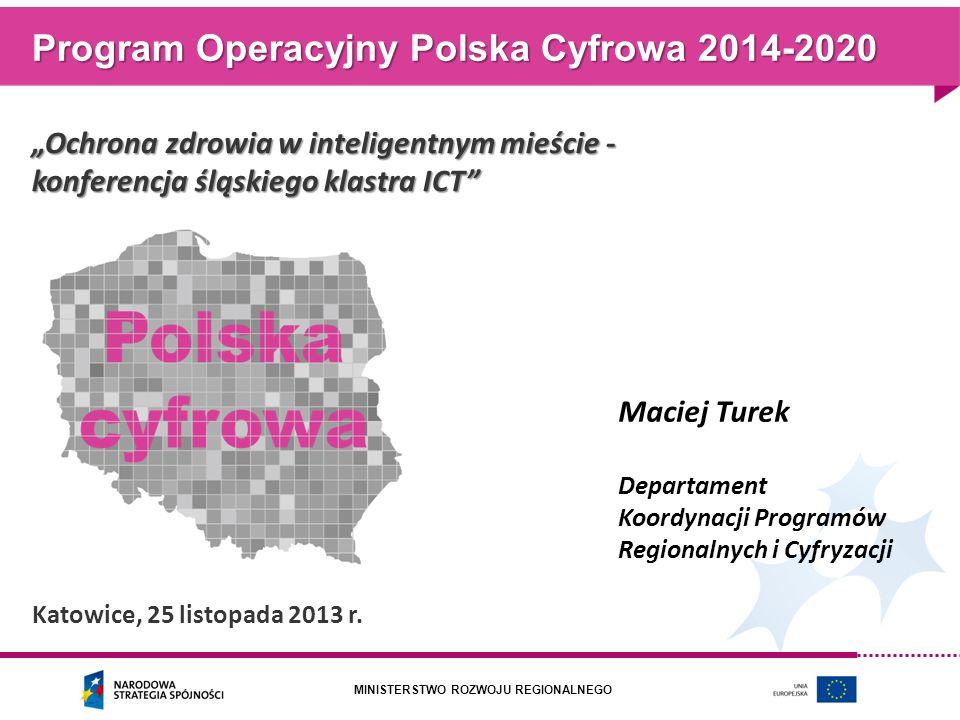 Program Operacyjny Polska Cyfrowa 2014-2020
