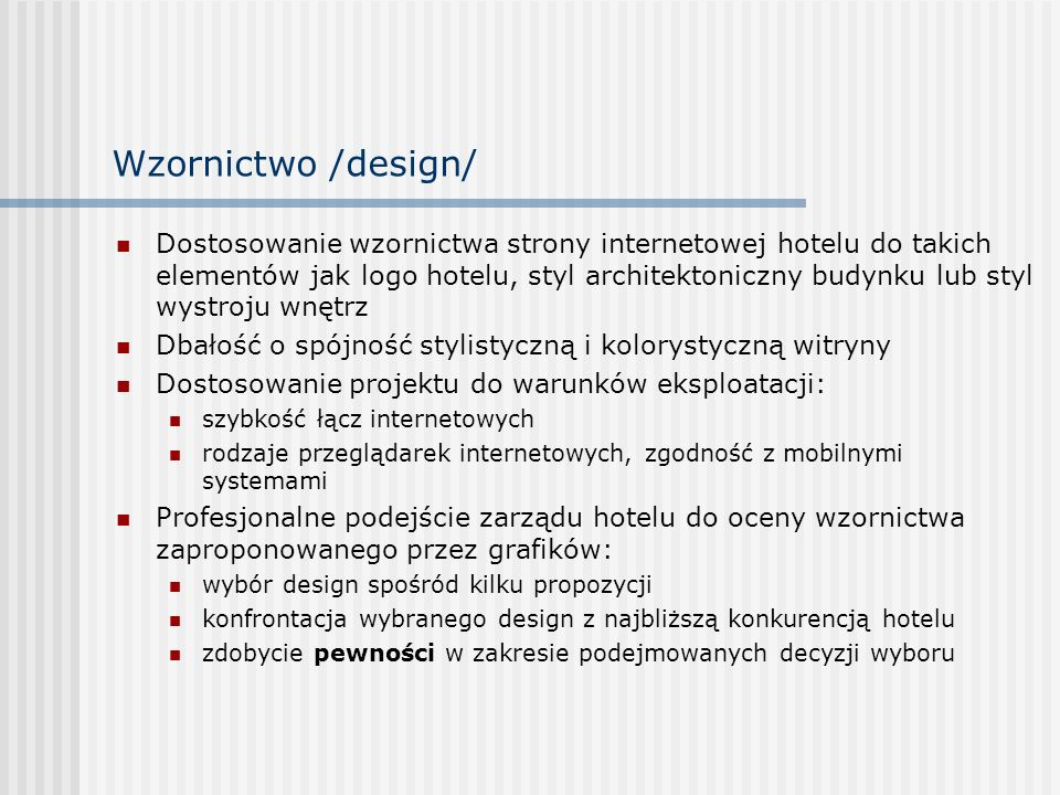 Wzornictwo /design/
