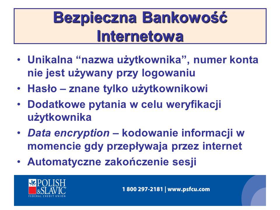 Bezpieczna Bankowość Internetowa