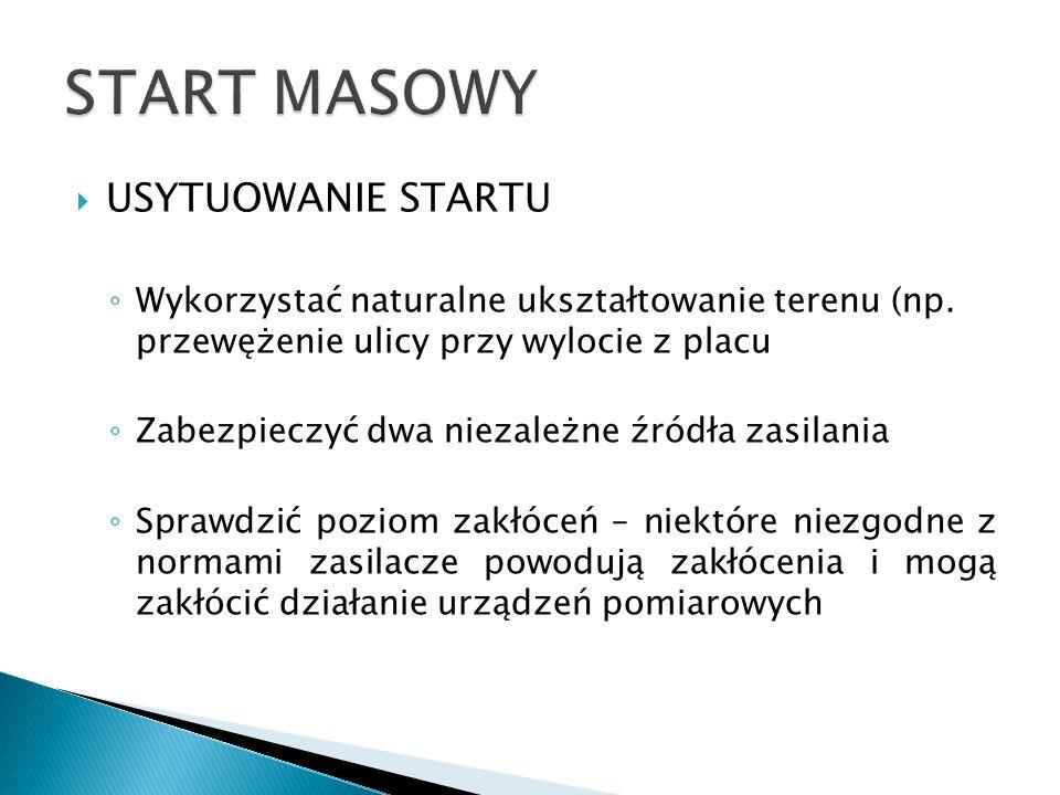 START MASOWY USYTUOWANIE STARTU