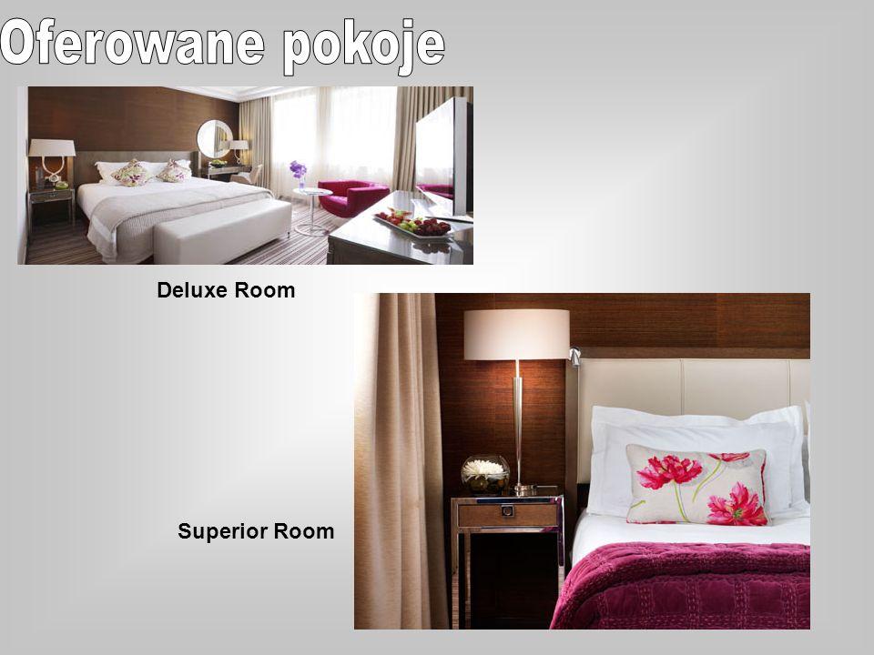 Oferowane pokoje Deluxe Room Superior Room