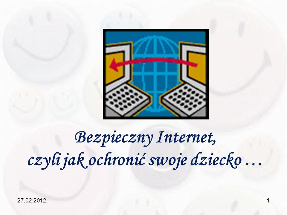 Bezpieczny Internet, czyli jak ochronić swoje dziecko …