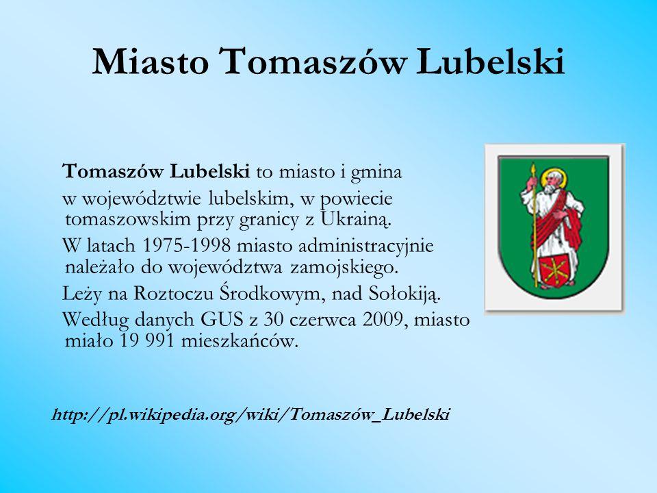 Miasto Tomaszów Lubelski