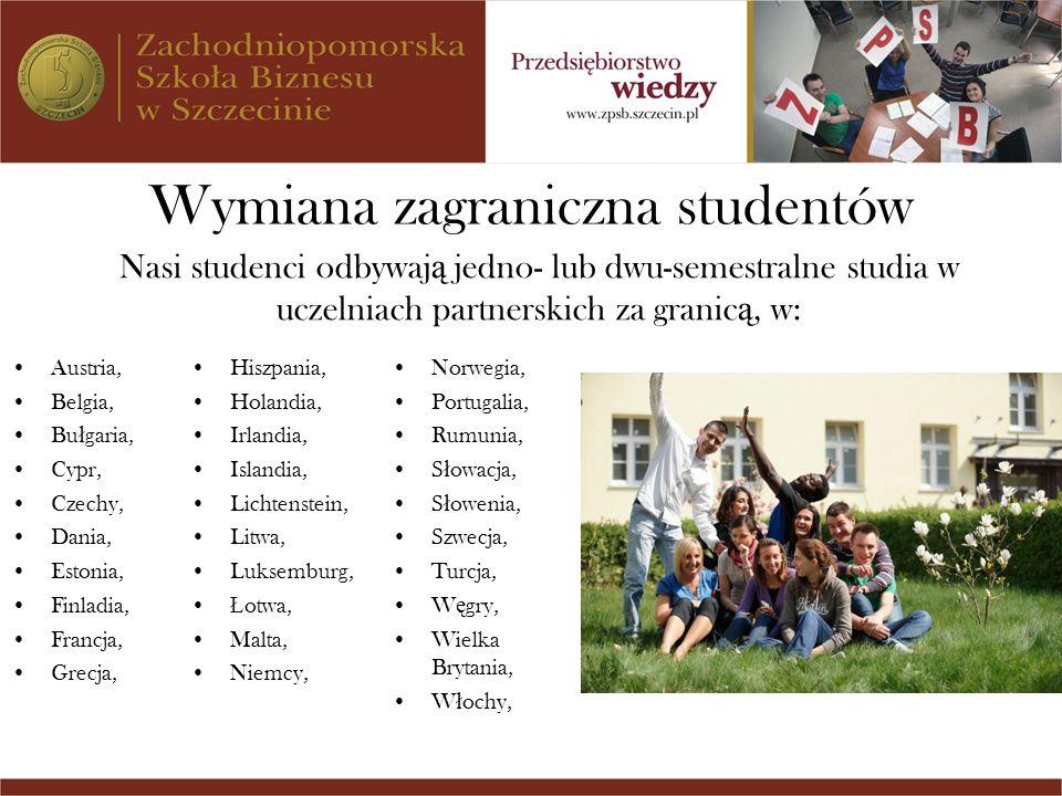 Wymiana zagraniczna studentów
