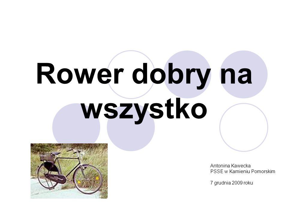 Rower dobry na wszystko