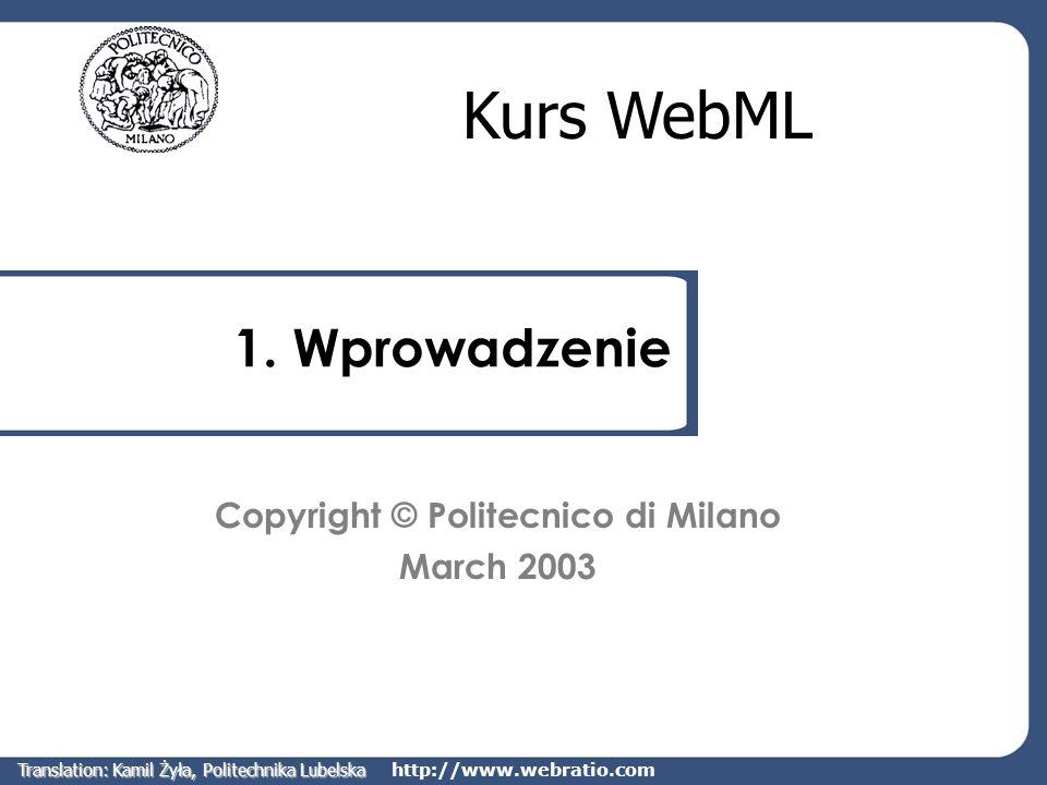 Copyright © Politecnico di Milano