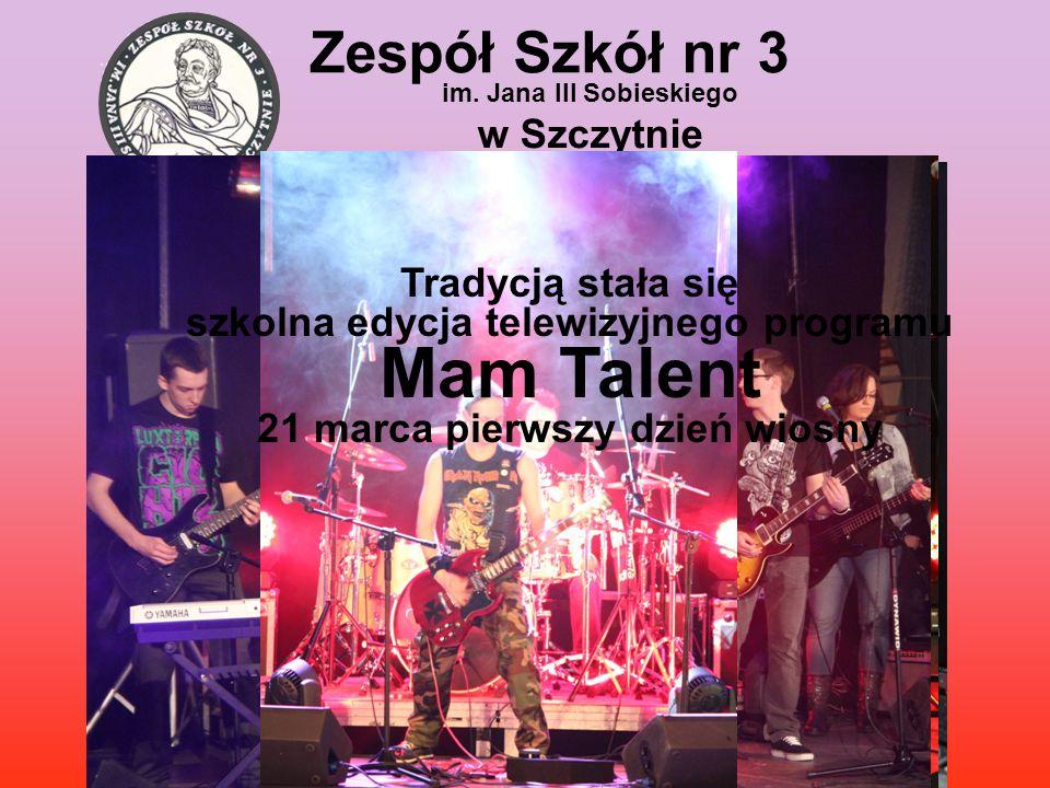 Mam Talent Talenty i zainteresowania uczniów dostrzega i docenia