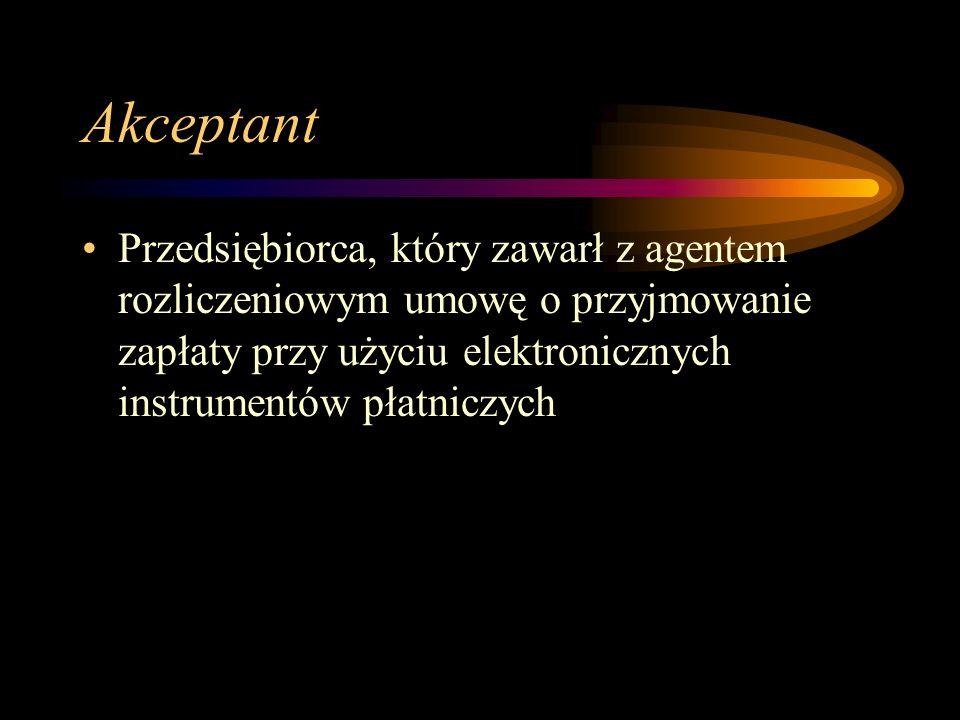 Akceptant