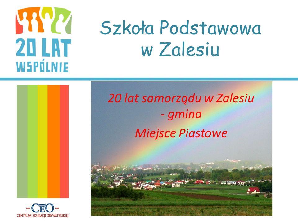 Szkoła Podstawowa w Zalesiu