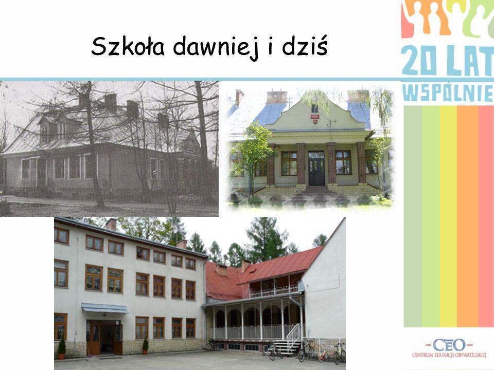 Szkoła dawniej i dziś