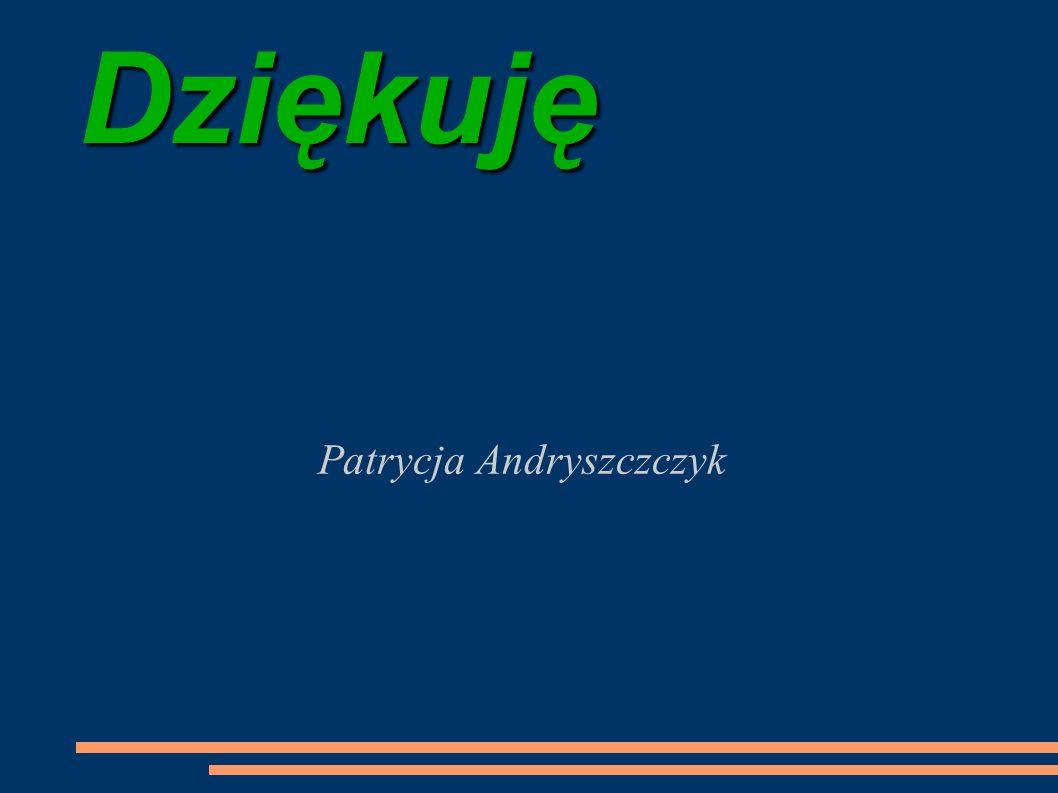Patrycja Andryszczczyk