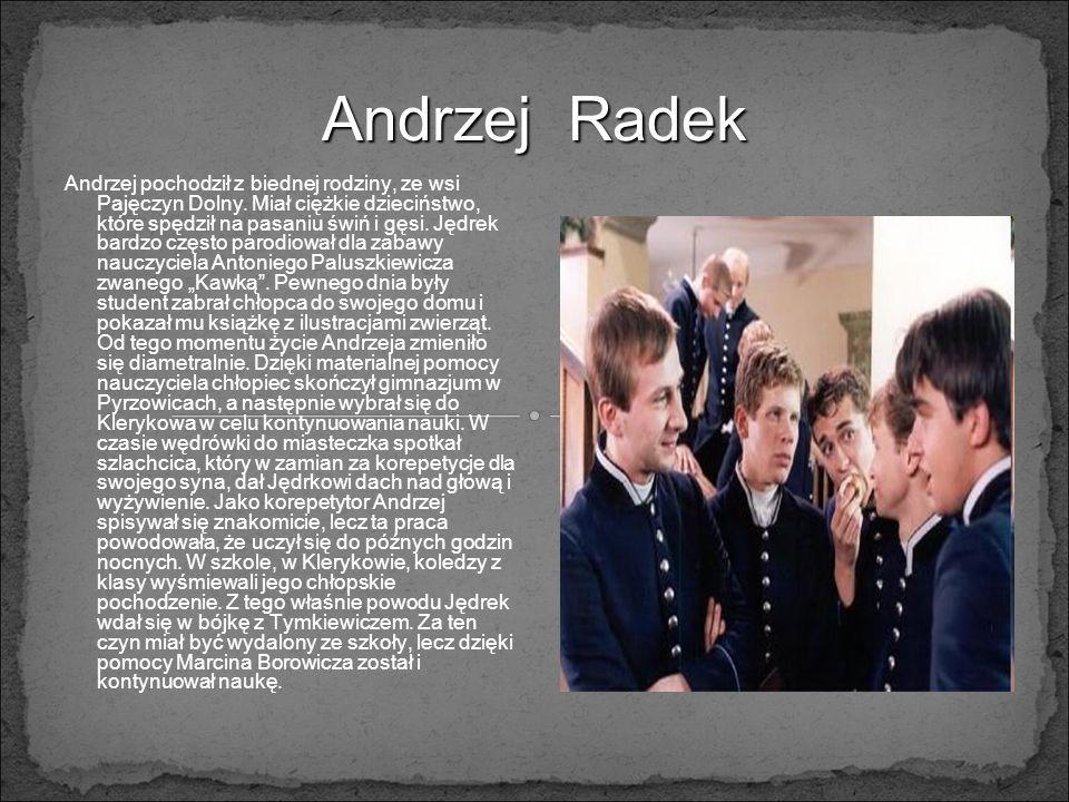Andrzej Radek