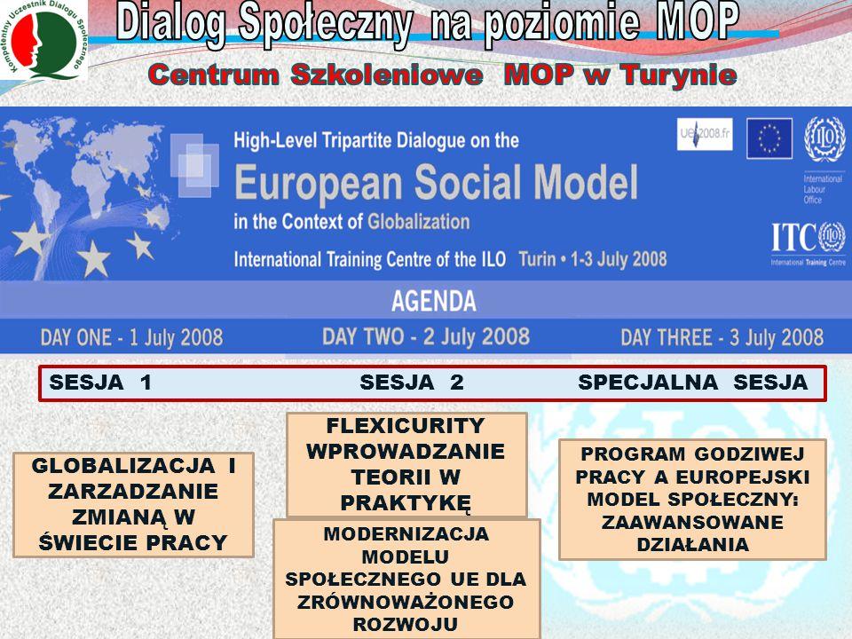 Centrum Szkoleniowe MOP w Turynie