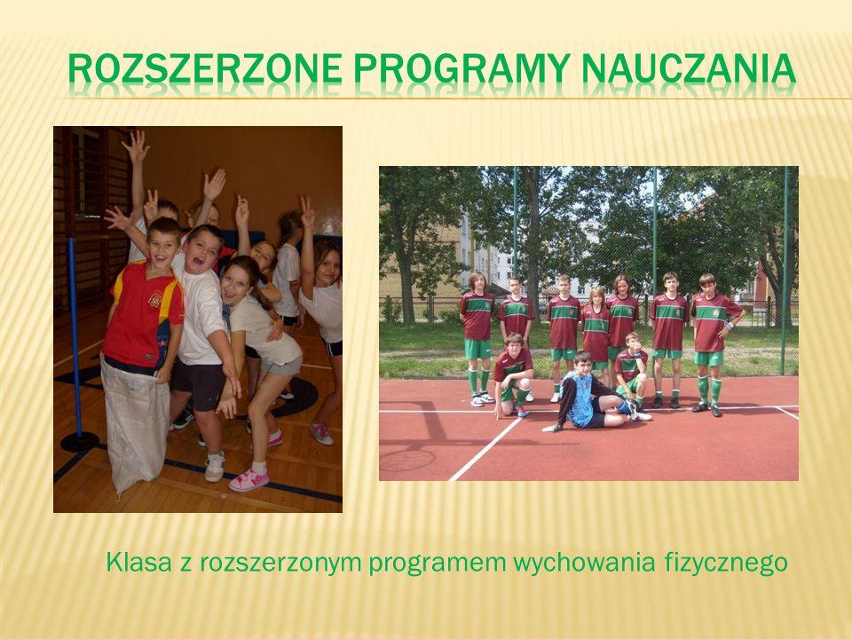 Rozszerzone Programy nauczania