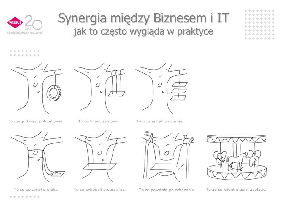 Synergia między Biznesem i IT jak to często wygląda w praktyce