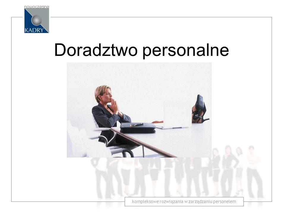 kompleksowe rozwiązania w zarządzaniu personelem