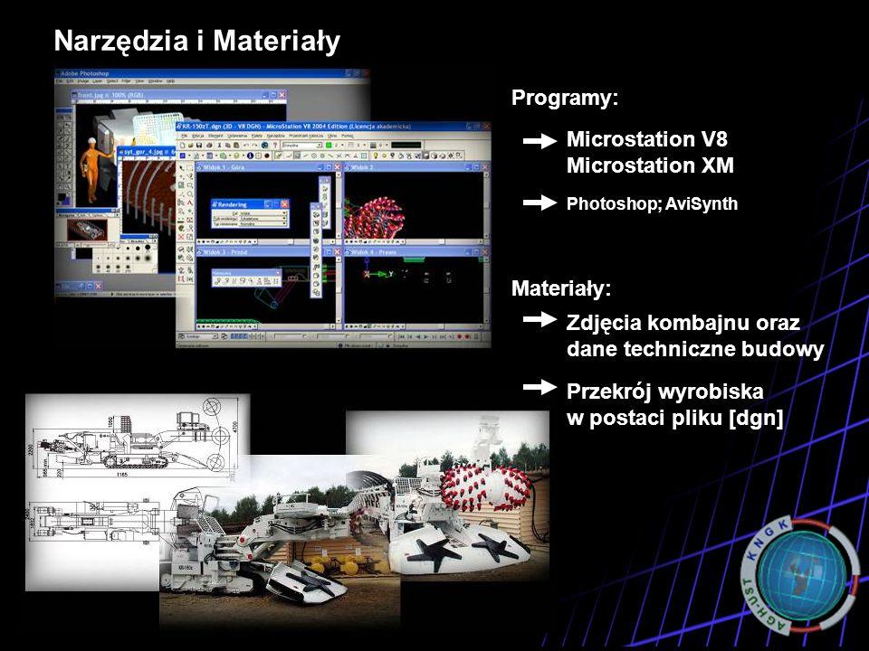 Narzędzia i Materiały Programy: Programy
