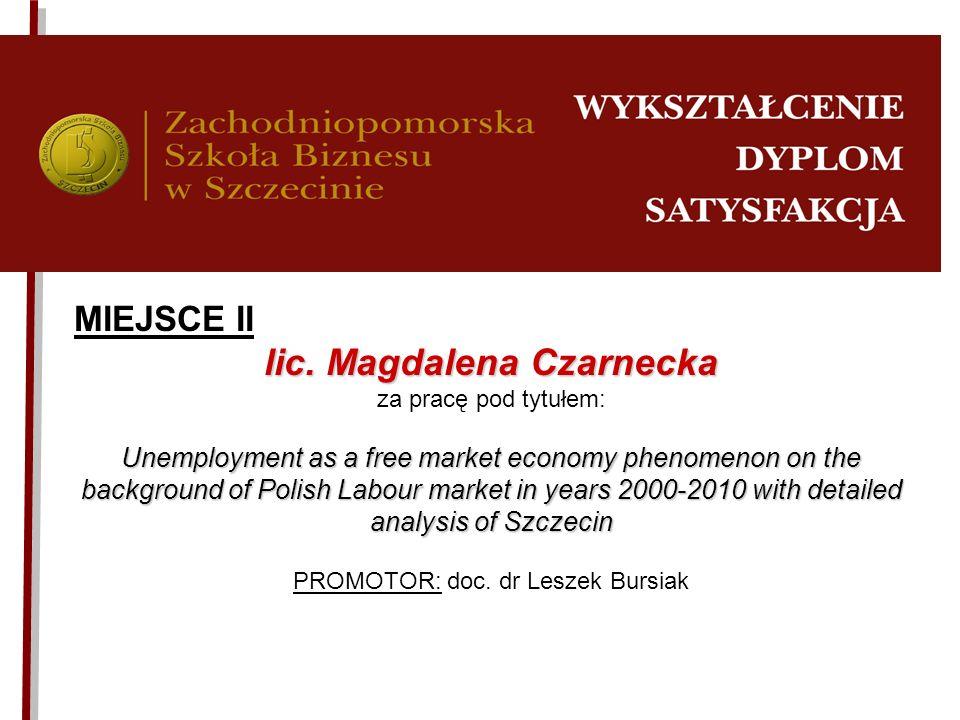 lic. Magdalena Czarnecka