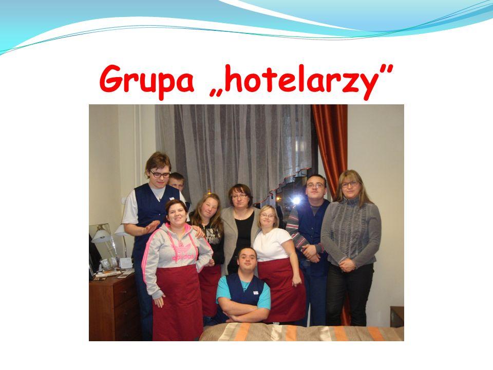 """Grupa """"hotelarzy"""