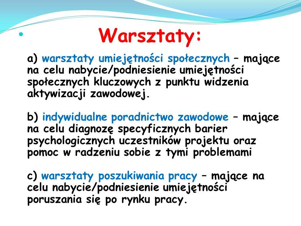 Warsztaty: