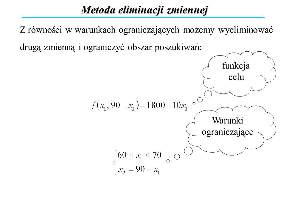 Metoda eliminacji zmiennej