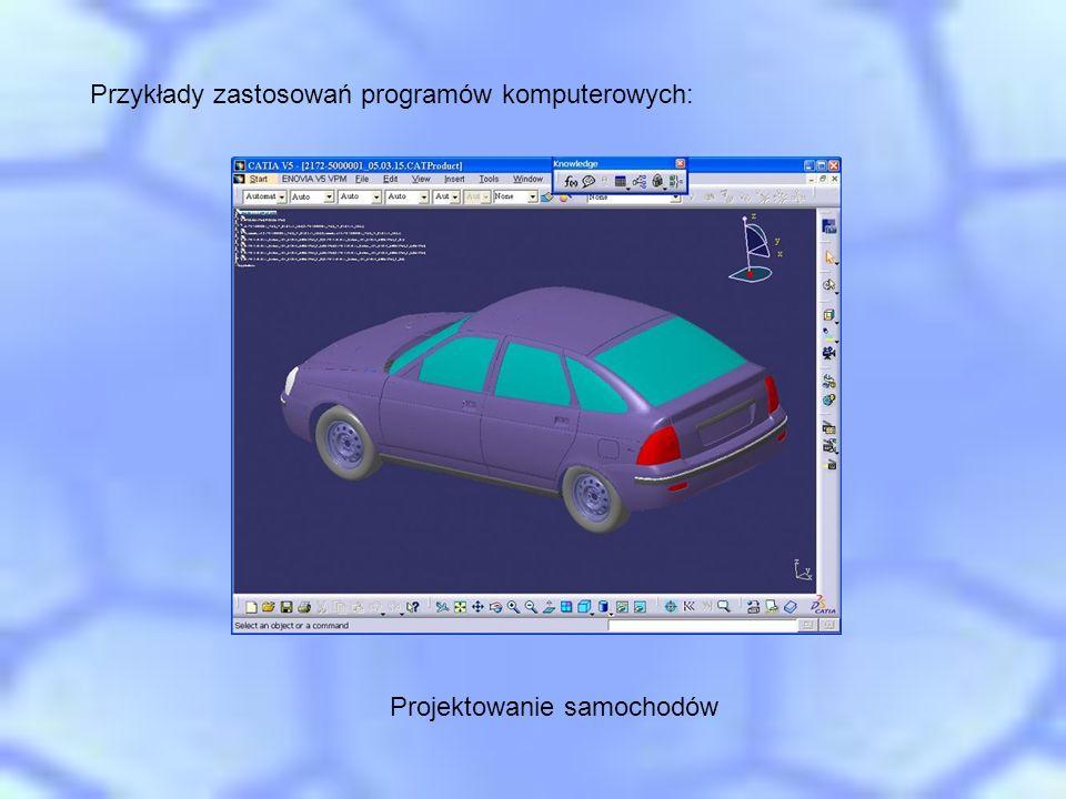 Projektowanie samochodów