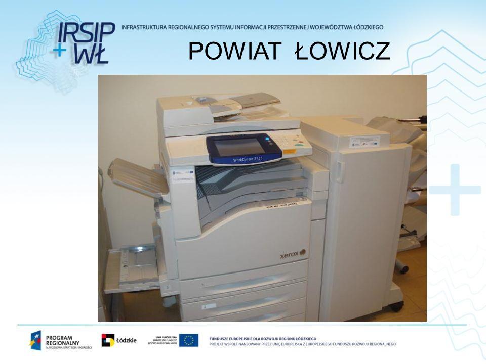 POWIAT ŁOWICZ