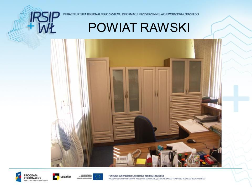 POWIAT RAWSKI