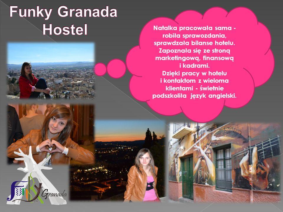 Funky Granada Hostel