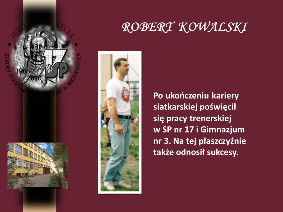 ROBERT KOWALSKI