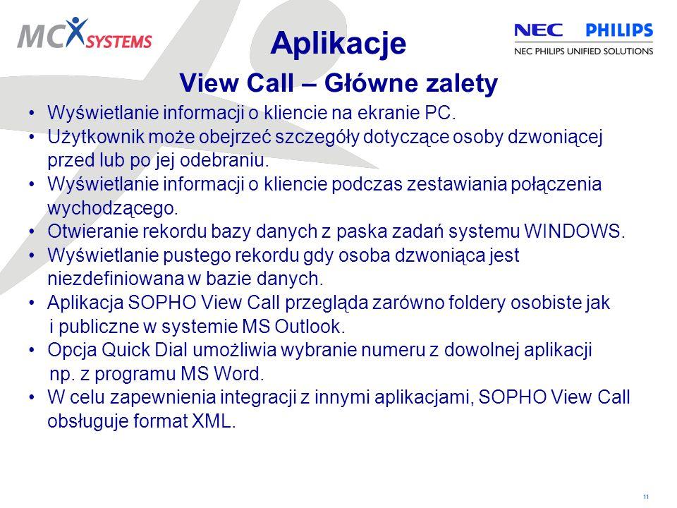 Aplikacje View Call – Główne zalety