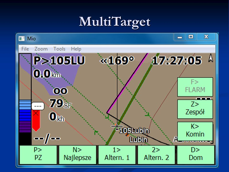 MultiTarget LK8000 - Warsztaty LK8000 - Warsztaty 9.06.11 9.06.11