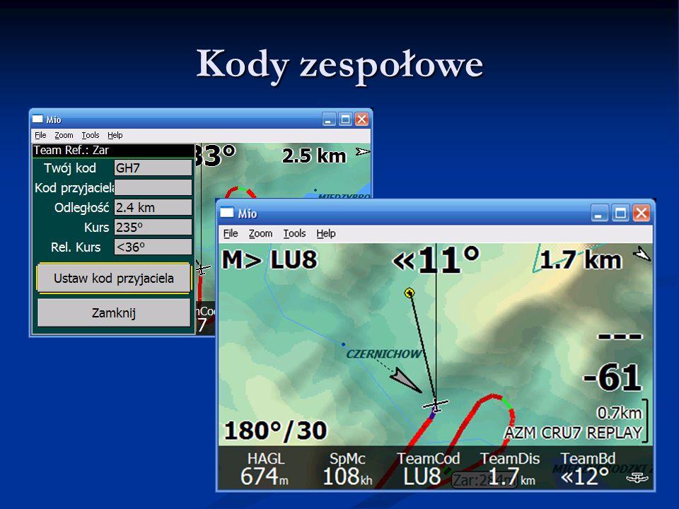 Kody zespołowe LK8000 - Warsztaty LK8000 - Warsztaty 9.06.11 9.06.11