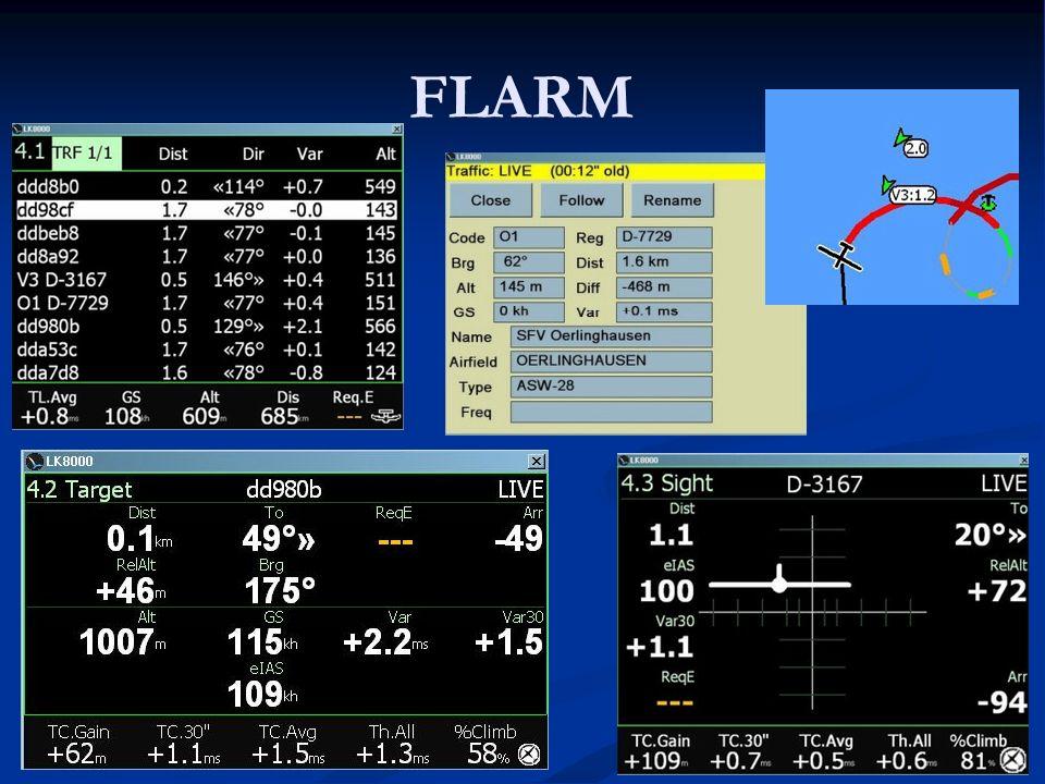 FLARM LK8000 - Warsztaty 9.06.11 FLARM!!!
