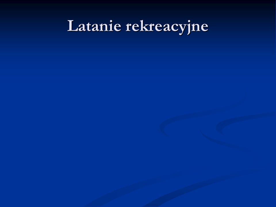 Latanie rekreacyjne LK8000 - Warsztaty LK8000 - Warsztaty 9.06.11