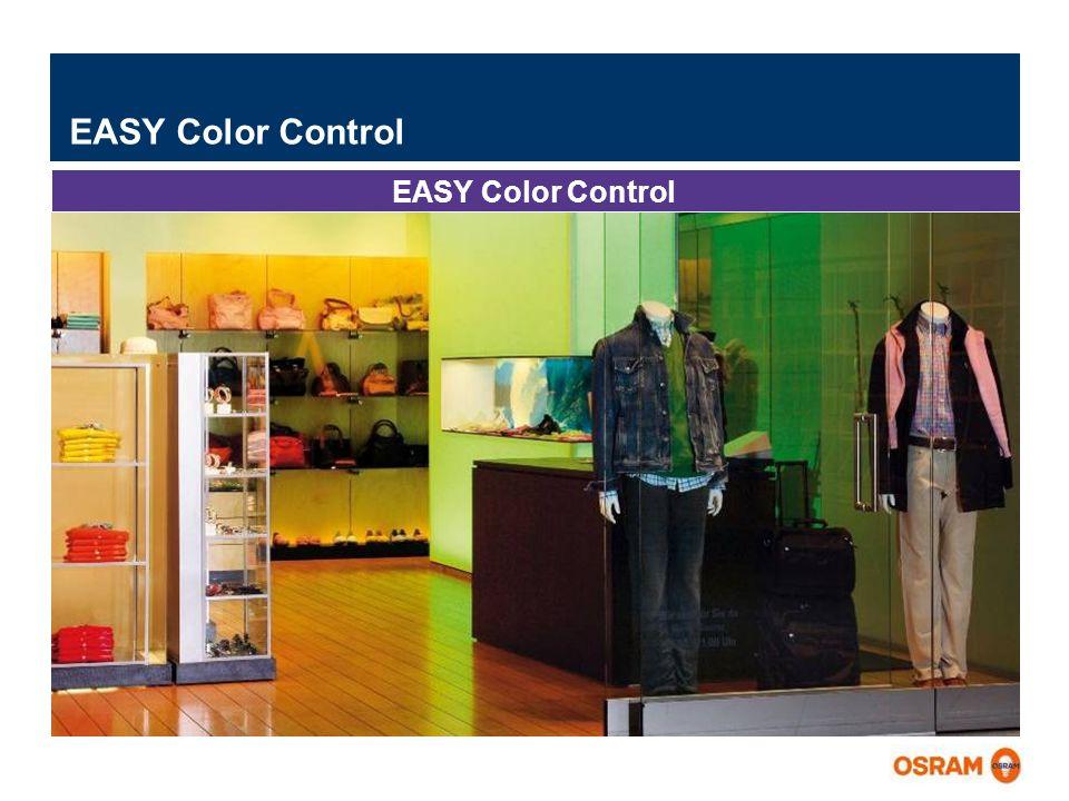 EASY Color Control EASY Color Control | MG