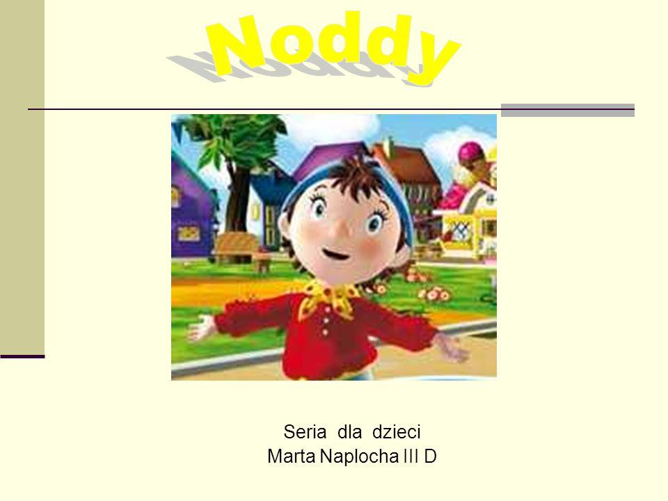 Seria dla dzieci Marta Naplocha III D