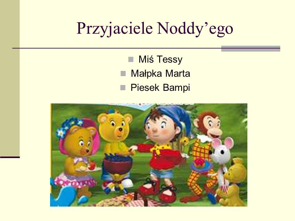 Przyjaciele Noddy'ego