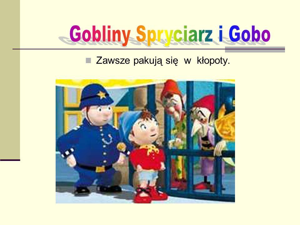 Gobliny Spryciarz i Gobo