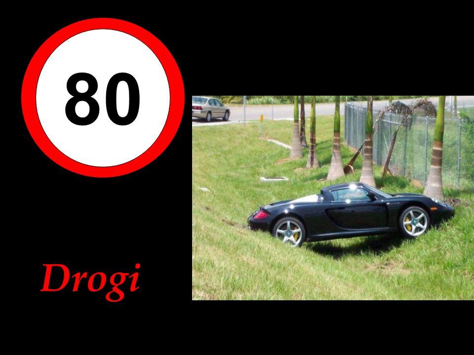 80 Drogi