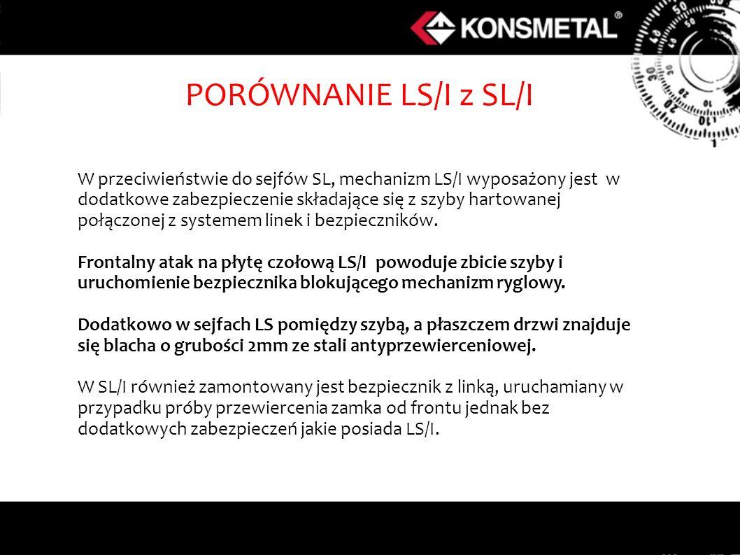 PORÓWNANIE LS/I z SL/I