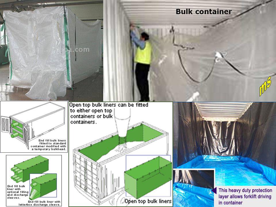 Bulk container ms