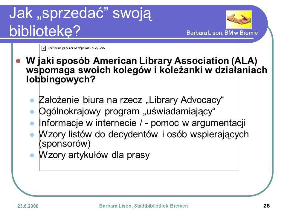 """Jak """"sprzedać swoją bibliotekę"""