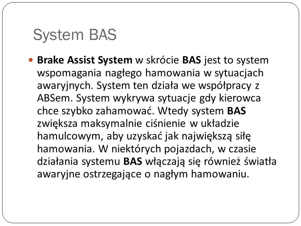 System BAS