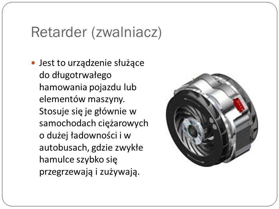 Retarder (zwalniacz)