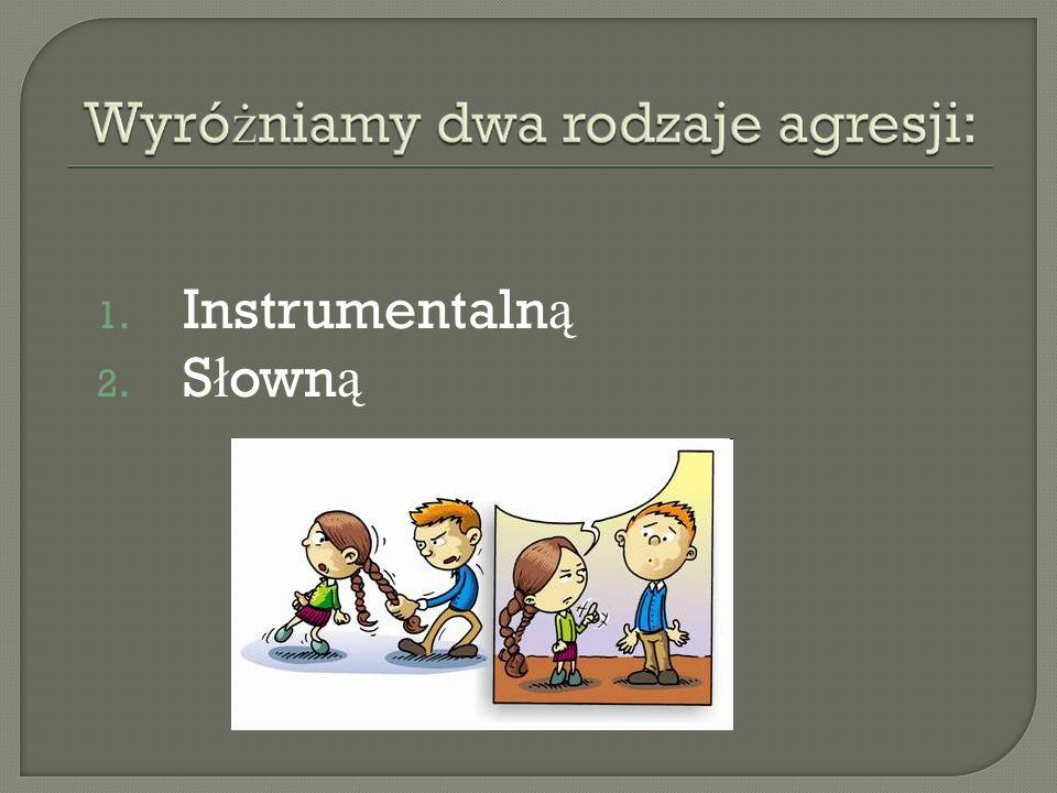 Instrumentalną Słowną
