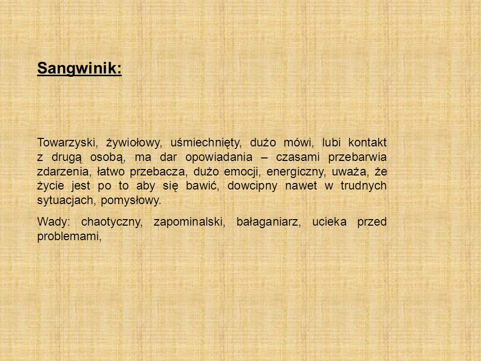 Sangwinik:
